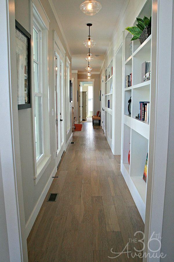 25+ best ideas about Hallway lighting on Pinterest