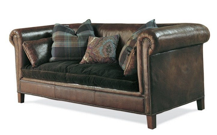 17 Best Ideas About Faux Leather Sofa On Pinterest