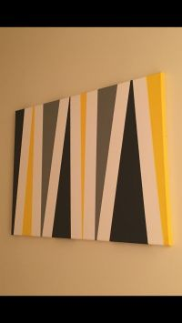 The 25+ best ideas about Painters Tape Art on Pinterest