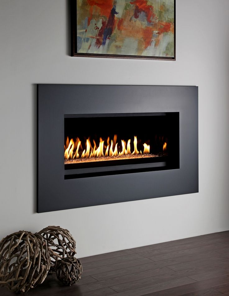 1000 images about Linear Fireplaces Linear Contemporary on Pinterest  Linear fireplace Gas