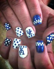 university of kentucky nails