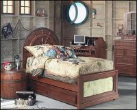 Pirate Theme Bedrooms Decorating ideas and Pirate Themed ...