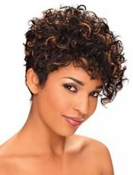 25 Best Ideas About Short Curly Hairstyles On Pinterest Long