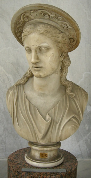 Hera, Greek goddess of marriage and queen of Olympus. Tormentor of Hercules, punisher of maidens ravished by her husband, generally capricious, jealous and cruelty personified...... Wow what a wife!: