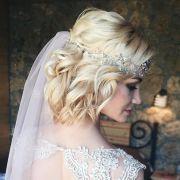 ideas short bridal