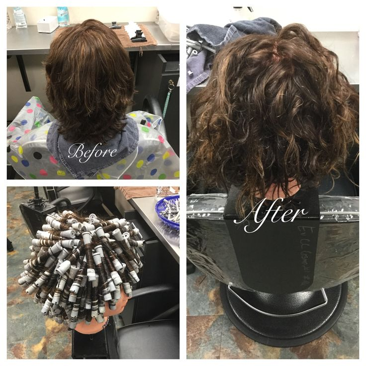 1000 Ideas About Spiral Perms On Pinterest Long Perm