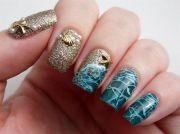 beach nails plus10kapow