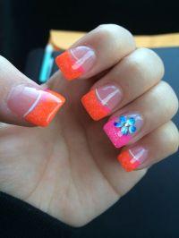 Spring break nails | Pampered | Pinterest | Spring, Spring ...