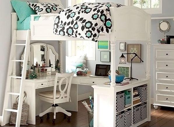 25 beste ideen over Kleine slaapkamers kinderen op Pinterest