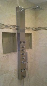 Kohler shower, Shower panels and Showers on Pinterest