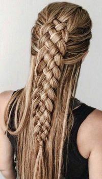 25+ best ideas about Cool braids on Pinterest | Crazy ...