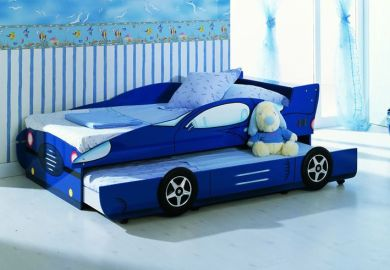 Diy Car Beds For Kids