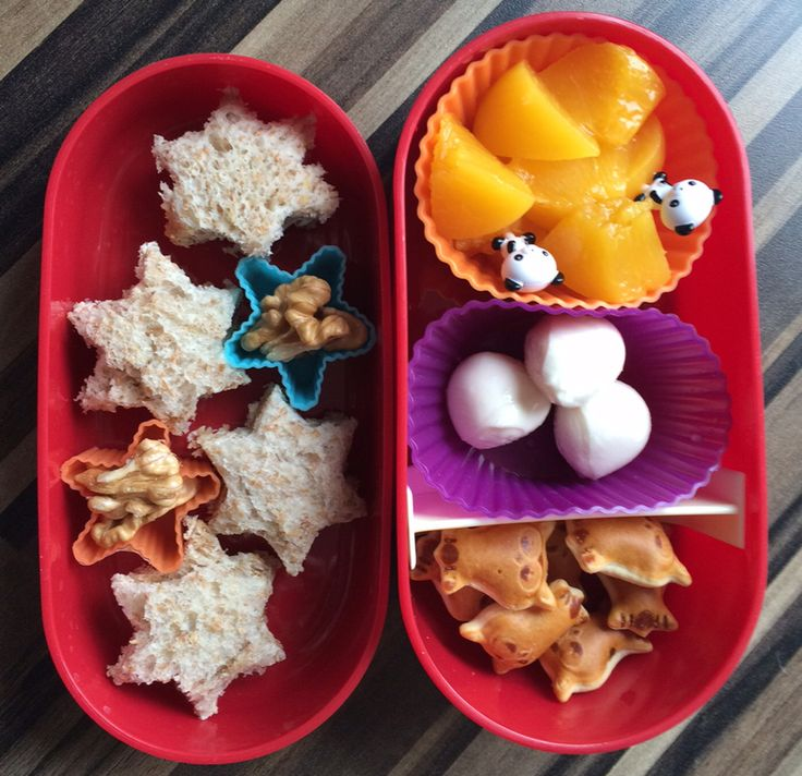 Mozzarellas, Pausenbrot, Kinder, Brotzeit, Idee  Bento