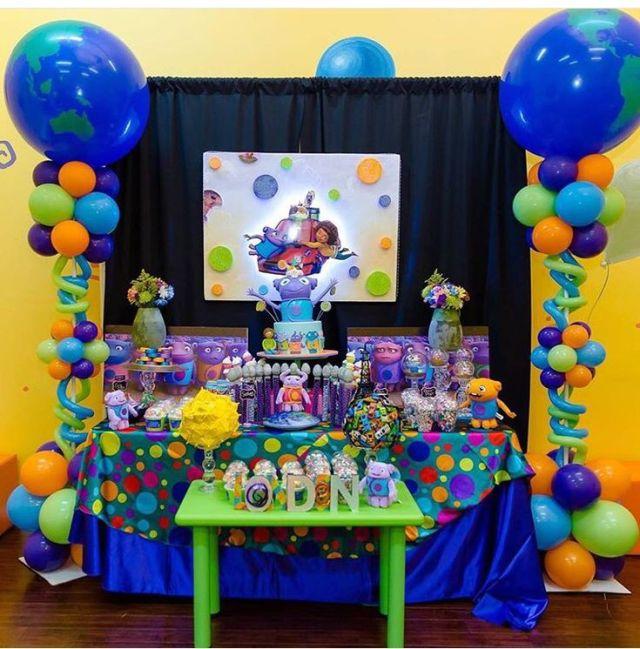Boov party theme dreamworks home boov birthday