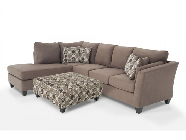 Libre II 3 Piece Right Arm Facing Sectional  Sectional living room sets Room set and Bobs