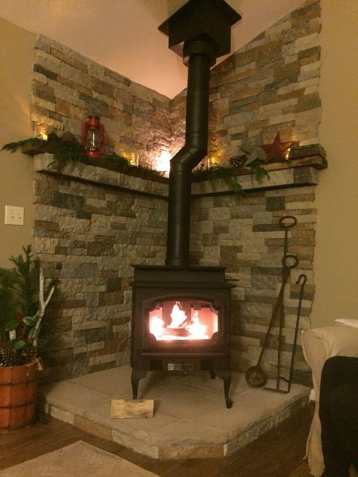 Best 25+ Wood stove hearth ideas on Pinterest