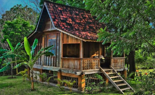 Village Hut Pemuteran Bay Bali Indonesia I Want To Go To