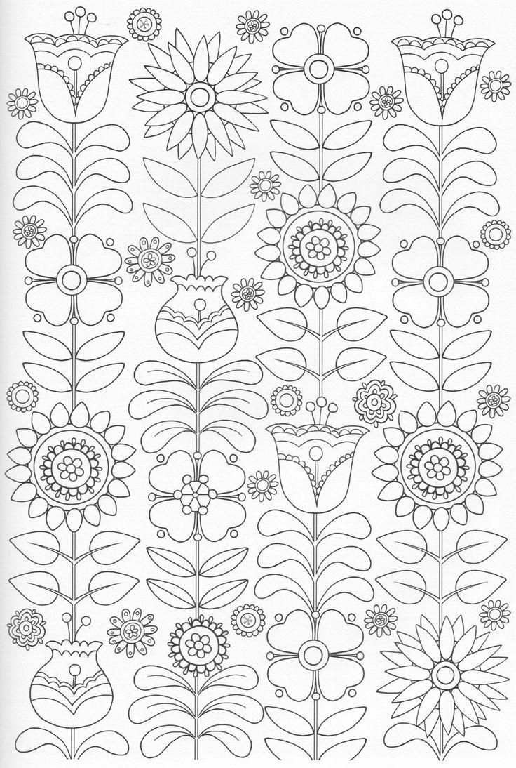 1000+ ideas about Scandinavian Embroidery on Pinterest