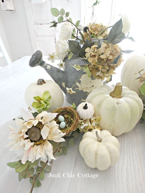 25+ best ideas about Vintage fall decor on Pinterest
