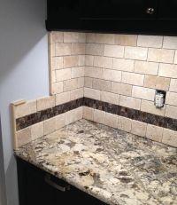 Travertine Backsplash Tile Ideas - Bestsciaticatreatments.com