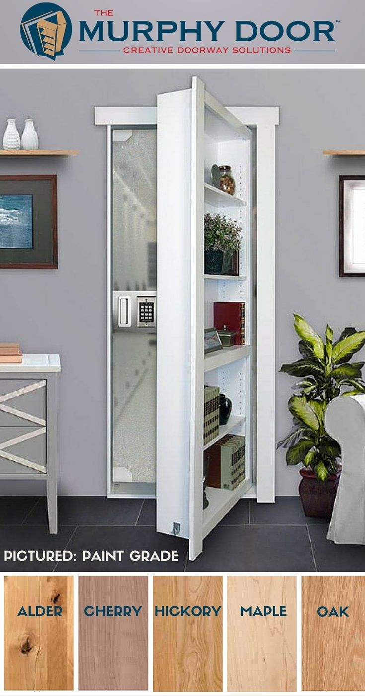 17 Best ideas about Hidden Door Bookcase on Pinterest