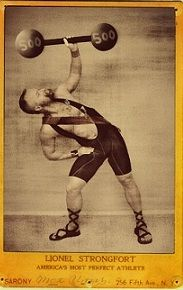 17 Best Images About Circus Strongman On Pinterest