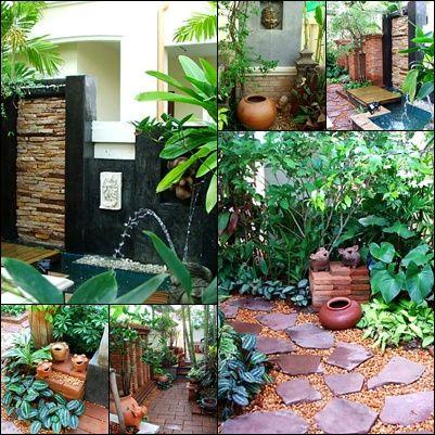 29 Best Images About Thai Style Garden Design On Pinterest