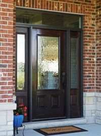17 Best ideas about Glass Front Door on Pinterest