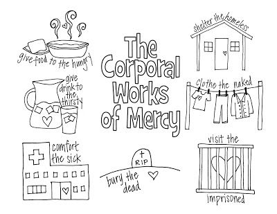 Year of Mercy Resources- All the ideas, printables, and