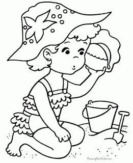 1000+ ideas about Beach Coloring Pages on Pinterest