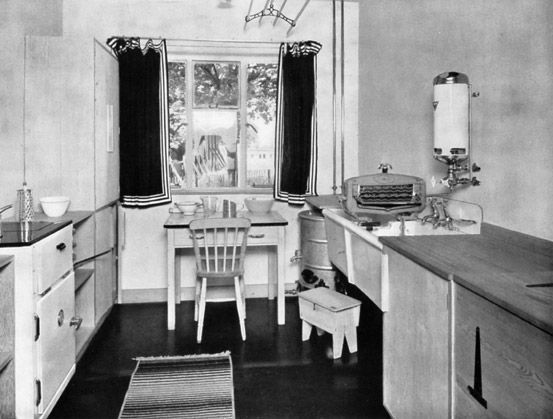 1000+ Ideas About 1930s Kitchen On Pinterest