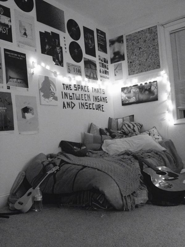 25+ best ideas about Tumblr Bedroom on Pinterest