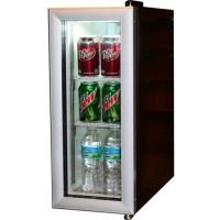 Compact Beverage Display Cooler Refrigerator