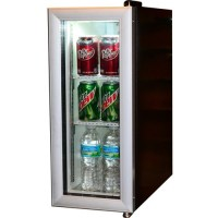 Compact Beverage Display Cooler Refrigerator - Commercial ...