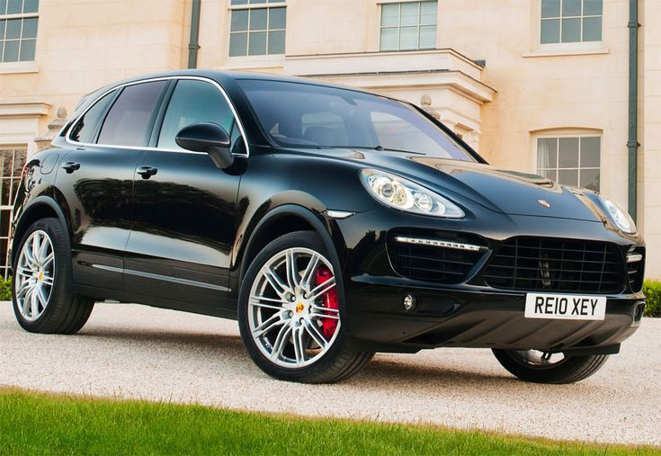 If I wont the lottery this would definitely be my mommy mobile Porche Cayenne  If I had a
