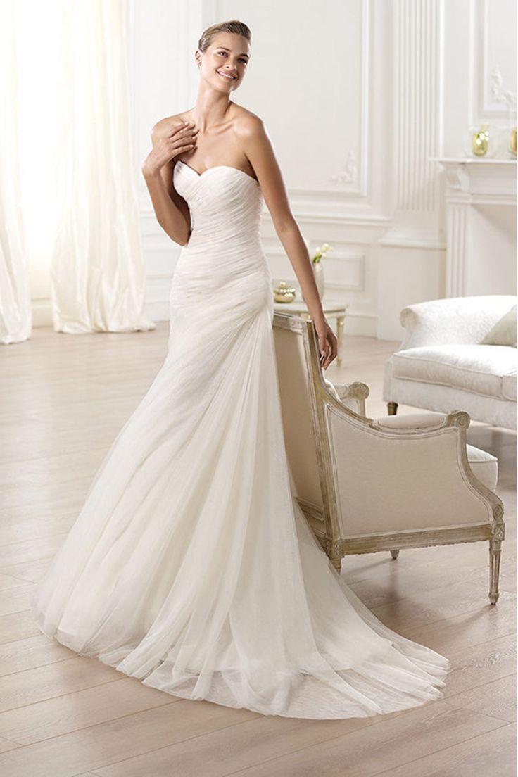 25 best ideas about Slim Wedding Dresses on Pinterest