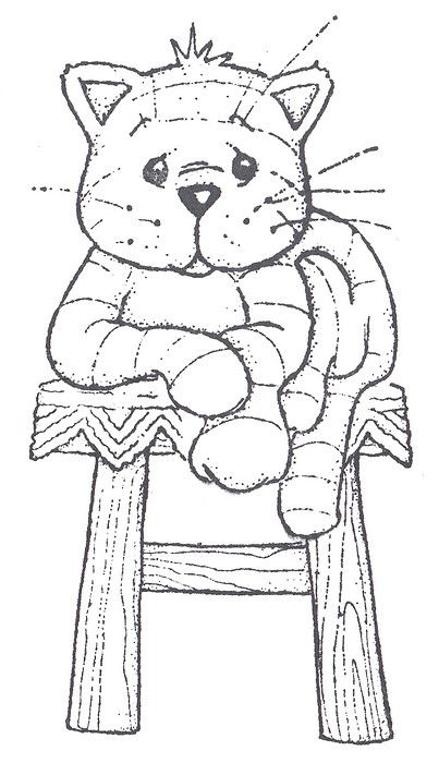 242 best images about Adult Coloring Pages: Cats, Cats