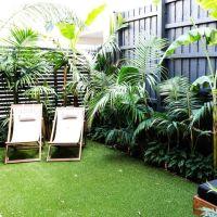 17 Best ideas about Tropical Backyard on Pinterest