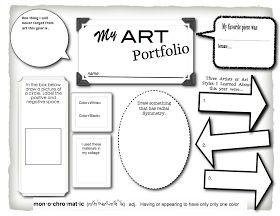 25 best Portfolio Ideas for Elementary Art images on Pinterest