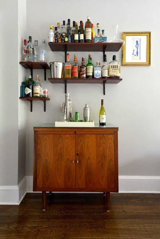 25 best ideas about Corner bar on Pinterest  Corner bar cabinet Small bar areas and Small