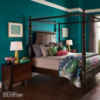1000+ ideas about Teal Bedroom Walls on Pinterest