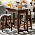 Balboa counter height table amp stool 3 piece dining set stools