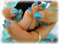 Best 20+ Aqua Nails ideas on Pinterest | Nails turquoise ...