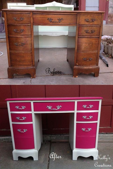 17 Best ideas about Pink Desk on Pinterest  Simplified