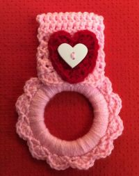 1000+ ideas about Crochet Towel Holders on Pinterest ...