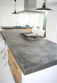17 Best ideas about Concrete Countertops Cost on Pinterest ...