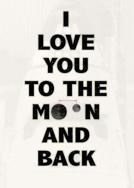 132 best images about I love you to the Moon and back! on