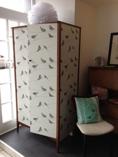 40 best images about Upcycled wardrobes on Pinterest