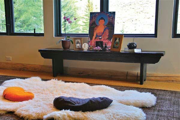 6 Meditation Room Ideas TrueInspiredLivingcom