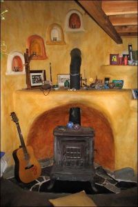 27 best images about Cob house fireplace on Pinterest ...
